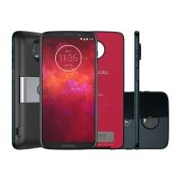 Smartphone Moto Z3 Play Power Pack & DTV Edition 64GB Indigo Tela 6 Câmera 12MP Android 8.1