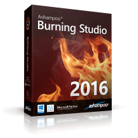 Free Ashampoo Burning Studio 2016 (100% discount) - SharewareOnSale