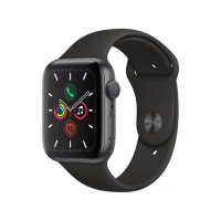Apple Watch Series 5 44mm GPS Integrado Wi-Fi - Pulseira Esportiva 32GB