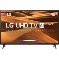 [Cartão Americanas] [AME por 1.359] Smart TV LED 49