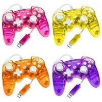 Controle com Fio Rock Candy - PS3 - PDP - 4 Cores