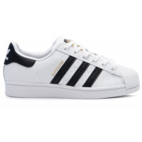 Tênis Unissex Superstar Adidas Originals - Branco