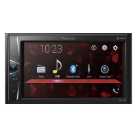 Multimídia Receiver Com Tela de 6.2 Touchscreen Bluetooth