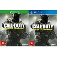 Jogo Call Of Duty - Infinite Warfare - Xbox One e PS4