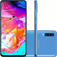 Smartphone Samsung Galaxy A70 128GB Dual Chip Android 9.0 Tela 6.7