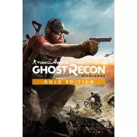 [Live Gold] Jogo Tom Clancy's Ghost Recon Wildlands Gold Edition do ano 2 - Xbox One