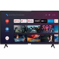 Smart TV LED 40 Android TCL 40s6500 Full HD Wi-Fi Bluetooth 1 USB 2 HDMI