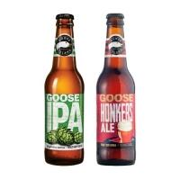 Kit Goose Island: 1 IPA 355ml + 1 Honkers Ale 355ml
