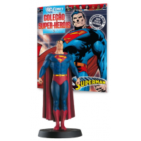 Action Figure DC Figurines: Superman #2 - Eaglemoss