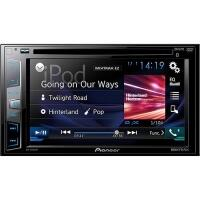 DVD Player Automotivo Pioneer Mixtrax AVH-X2880BT Tela 6,2'' com Bluetooth USB Entrada RCA