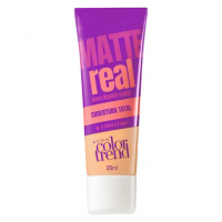 Base Líquida Matte Color Trend Matte Real - 25ml