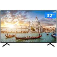 "Smart TV HD D-LED 32"" Philco PTV32E20AGBL - Wi-Fi 2 HDMI 1 USB"
