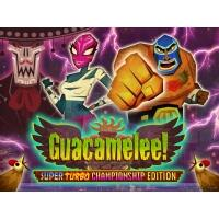 Jogo Guacamelee! Super Turbo Championship Edition - PC Steam