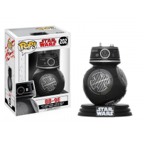 Pop BB-9E: Star Wars: Os Últimos Jedi - Funko