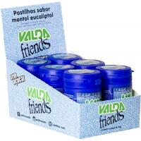 Pastilhas Valda Friends - Kit com 6 Potes de 50g