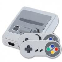 [Compra Internacional] NES 8 Bits Game Machine Mini TV Handheld Game 621 Built-in Classic Non-repetition Game - HD Version Sales Online eu - To