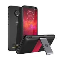 [Kit Especial Amazon] Smartphone Motorola Moto Z3 Play 128GB + Moto Snap Power Pack & TV Digital Ônix