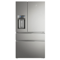 [PayPal] Geladeira Electrolux French Door Inox Inverter 540L - DM91X