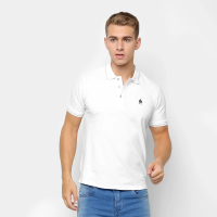 Camisa Polo NYC - Norwich Yatch Club Frisos Masculina