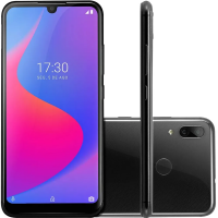 Smartphone Multilaser G Pro Android 9.0 32GB Câmera Dupla 13MP + 2MP Tela 6.1