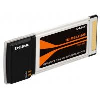 Placa Wireless D-Link DWA-645 PCMCIA  - Wireless 802.11N para Notebooks - Placa mãe - Magazine Luiza
