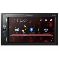 "Central Multimídia Pioneer DMH-G228BT Bluetooth  - Touch 6,2"" USB Câmera de Ré"
