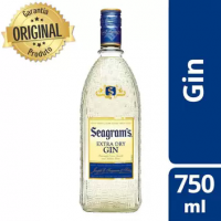 [Marketplace] Gin Importado 750ml - Seagrams - Montilla