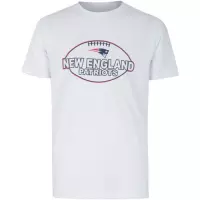 Camiseta New Era New England Patriots ADD Ball - Masculina