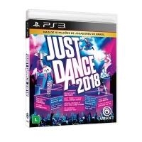 Jogo Just Dance 2018 - PS3