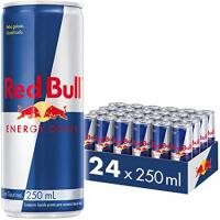 [Recorrente] Energético Red Bull Energy Drink Pack com 24 Latas de 250ml