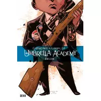 HQ Umbrella Academy Dallas - vol 2