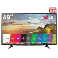[Visa Checkout] Smart TV LED 49 Full HD LG 49LH5700 com Painel IPS Wi-Fi Miracast