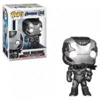 Boneco Funko Pop Marvel Avengers Endgame - War Machine - FUNKO #458