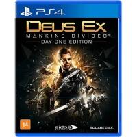 [Marketplace] Jogo Deus Ex: Mankind Divided - PS4