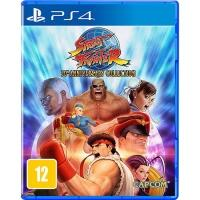 [Pré Venda] Jogo Street Fighter 30th Anniversary Collection - PS4