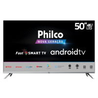 [Cartão Americanas] [Marketplace] Smart TV Philco 50