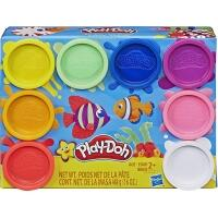 Massa Modelar 8 Potes Clássicos Play-Doh Multicor