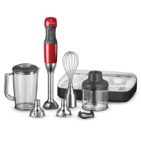 Mixer KitchenAid Empire Red 5 Velocidades 280W - Mixer