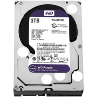 HD Interno WD Purple Surveillance 3TB SATA III 6GB/s 5400 RPM WD30PURZ