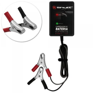 Carregador de Bateria Portátil Automotivo Bivolt - Connect Parts