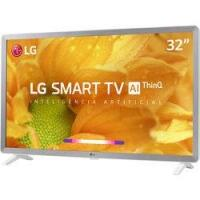 Smart TV Led 32'' LG 32LM620 HD Thinq AI Conversor Digital Integrado 3 HDMI 2 USB Wi-Fi com Inteligência Artificial no