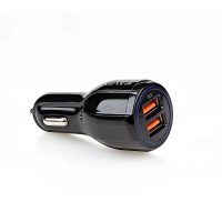 Carregador Veicular Turbo Charging 2 Portas USB