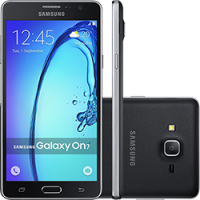 Smartphone Samsung Galaxy On 7 16GB Dual Chip Tela 5,5 - Preto