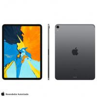 iPad Pro Wi-Fi Space Grey com Tela de 11
