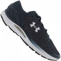 Tênis Under Armour Charged Intake 2 Preto - Masculino