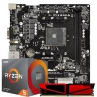 Kit upgrade AMD Ryzen 5 3600 ASRock A320M-HD DDR4 8GB 2666MHZ