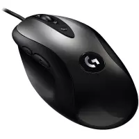 Mouse Gamer Logitech MX518 Hero 16k 8 Botões 16000DPI