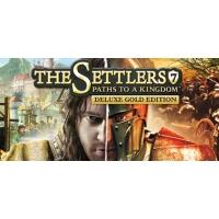 Jogo The Settlers 7: Paths to a Kingdom - Deluxe Gold Edition - PC