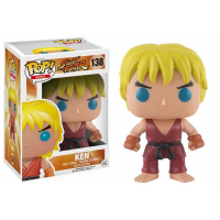 Pop Ken: Street Fighter
