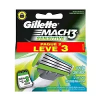 [Marketplace] Carga Gillette Mach 3 Sensitive L3P2
